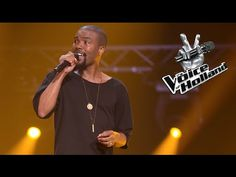Ivan Peroti - Let's Stay Together (The Blind Auditions   The voice of Ho...