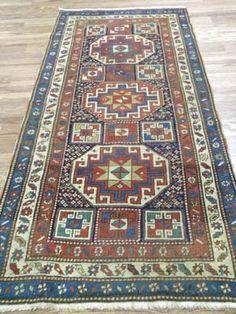 Where do i buy #handmade antique shirvan russian #rugs? - http://bit.ly/2oWNaH1