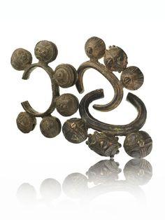 Dan bracelets - African & Oceanic Art Auctions