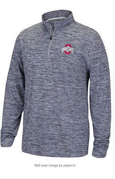 Perfect quarter zip pullover for game day tailgates or cruising the town supporting your favorite team! High quality and comfortable quarter zip PULLOVER perfect for any fan This quarter zip pullover has a high quality screen print team icon that will never go out of style Amazon Clothes, Top Of The World, Out Of Style, Going Out, Fan, Pullover, Clothing, Tops, Fashion