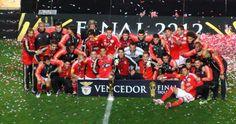 14-04-2012. 4ª Taça da Liga consecutiva. BENFICA - 4 / Gil Vicente - 1.