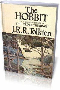 The Hobbit...I loved LOTR...I should probably get around to reading this before it comes out...