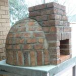 DIY Outdoor Pizza Oven… will be done at the next house!