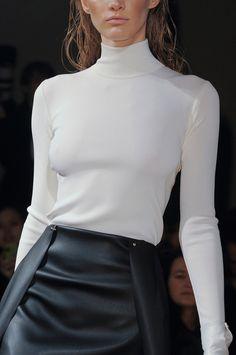 whore-for-couture:fashionfever: GENNY FW 2013 Paris Fashion, Runway Fashion, High Fashion, Winter Fashion, Womens Fashion, Fashion Trends, Elite Fashion, Skirt Fashion, Style Fashion