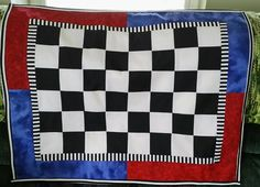 ANYONE FOR CHECKERS