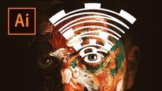 Yazılar Nasıl Şekillendirilir ? (Tipografi Çalışması) | Adobe İllustrato... Adobe Indesign, Adobe Photoshop, Adobe Illustrator, Movie Posters, Art, Art Background, Film Poster, Kunst, Performing Arts