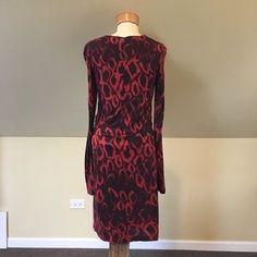 Hugo Boss Dresses | Hugo Boss Red Sheath Dress | Poshmark Boss Dresses, Sophisticated Dress, Hugo Boss, Sheath Dress, Soft Fabrics, Bodice, High Neck Dress, Formal Dresses, Long Sleeve