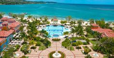 If you want to experience an award-winning, all-beachfront oasis in the heart of a 500-acre nature preserve on the undiscovered South Coast of Jamaica, stay at Sandals Whitehouse.    http://www.sandals.com/main/whitehouse/wh-home.cfm?referral=133807