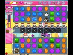 Candy Crush Saga Level 2371 no boosters
