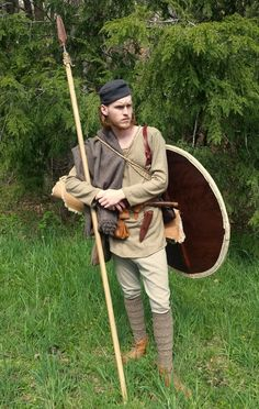 """""""Despite our modern vision of what most Scandinavian men that went a-Viking might have looked like, they were not these overly armour-clad warriors with giant axes and covered in war paint, but rather most of them were average farmers and citizens of Norse, in this case Danish, society..."""""""