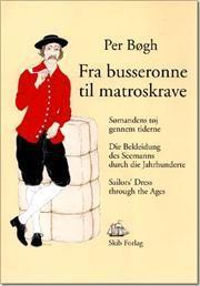 Fra busseronne til matroskrave af Per Bøgh, ISBN 9788790374112
