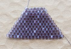 Tuesday Tips and Tricks! - BRICK STITCH TIPS from FusionBeads.com  ~ Seed Bead Tutorials