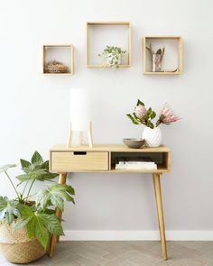 """350 Likes, 7 Comments - KMART LVERS FROM NZ (@kmartnzlovers) on Instagram: """"2017 living collection look fresh and beautiful. Thanks for the pics @undertowmedia @kmartaus…"""" Kmart Desk, Kmart Home, Room Accessories, Instagram 2017, Home Staging, Bedroom Plants, Bedroom Decor, Contemporary Hallway, Entry Hallway"""