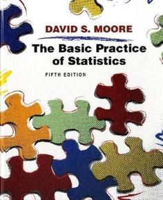 by david s moore the basic practice of statistics 5th edition