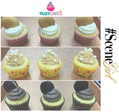 So many brag moments this week! We are beyond excited for one of our best #SceneGirls, Jess Tilley, for getting her delicious cupcake company, Tilleycakes, picked up at Vicky Bakery of Coral Gables! So incredibly happy for you!