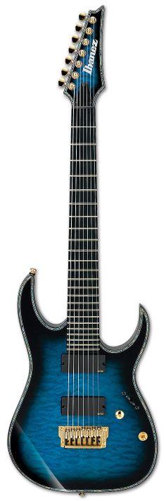 Electric Guitars RG - RGIX27FEQM Iron Label   Ibanez guitars