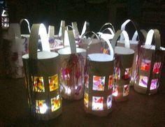 Festive Paper lantern