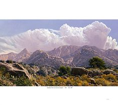 Wilson Hurley Artist | Landscapes of New Mexico - Wilson Hurley