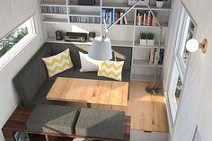 atelierpraxis, atelier praxis, tiny house, micro habitation