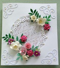 Thank you card   www.delabur.co.uk