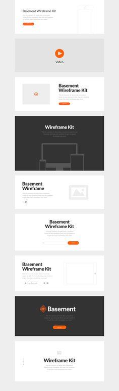 Basement Wireframe Kit