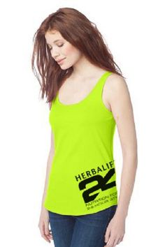 Herbalife 24 Cotton Swing Tank. by c3rArtsandPrints on Etsy