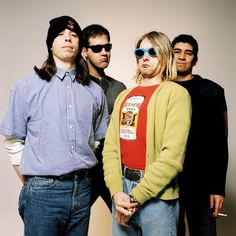 my lovelies xx Donald Cobain, Nirvana Kurt Cobain, Street Portrait, Dave Grohl, Foo Fighters, Music Icon, Couple Shoot, Fun To Be One, Music Is Life