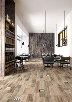 Porcelain stoneware wall tiles / flooring PICTART by @sant_agostino
