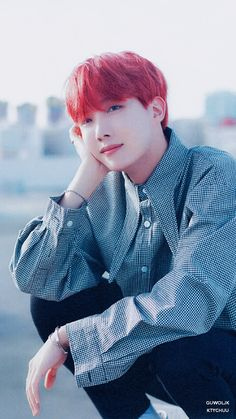 ideas for bts wallpaper jhope red Seokjin, Namjoon, Taehyung, Gwangju, Jimin, Bts Bangtan Boy, Jung Hoseok, K Pop, Rapper