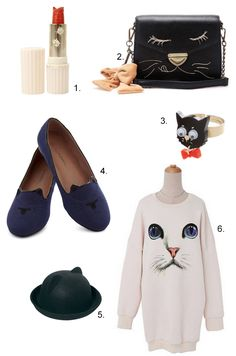 Cat clothing with Lost in the Haze