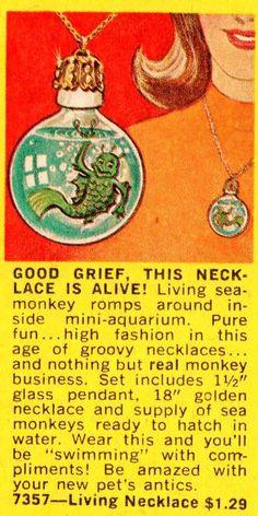 Tumblrは自分を表現したり発見することができる場であり、好きなものを通じてつながりを見つけたり、興味が人と人をつなげるプラットフォームです。 Vintage Toys 1970s, Vintage Comics, Ty Stuffed Animals, Mini Aquarium, Sea Monkeys, Rock Flowers, Monkey Art, Tumblr Art, Pure Fun