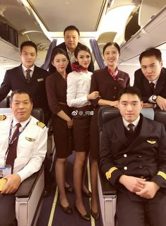 Cabin Crew, Flight Attendant