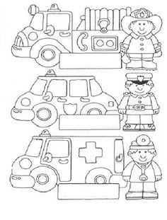 103 Nejlepsich Obrazku Z Nastenky Doprava Ms Preschool Crafts Day