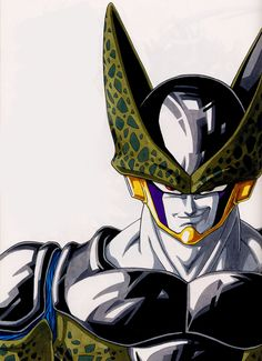 Cell // the villain who wanted to obtain perfection. Perfect level of arrogance, perfect level of smarts. The best villain in the series.