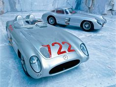 Silver age of Mercedes