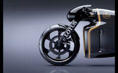 Lotus Motorcycles C-01 - 2014