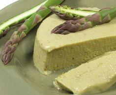 Mousse d'asperge : Recette de Mousse d'asperge - Marmiton