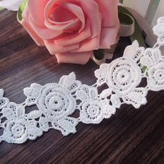 3 Yards 2 1/8 Inches Rosy Weave Venice Lace Scrapbooking Costumes Supplies *** Check this awesome item by going to the link at the image.