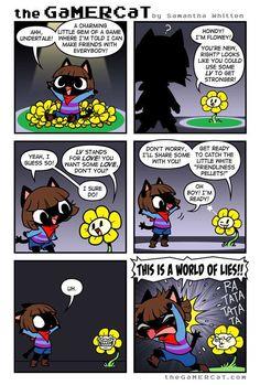 the GaMERCaT :: Underlying Intent | Tapastic Comics - image 1
