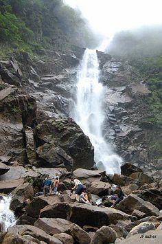 Salto de Chilasco, Baja Verapaz, Guatemala