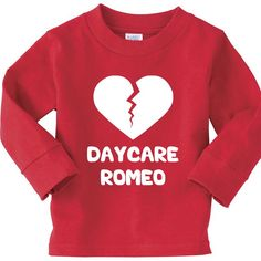 Custom Valentines Day long sleeve shirts now available!