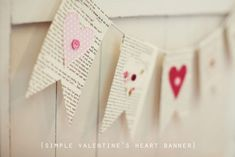 Simple Book Page Banner