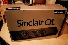Resultado de imagen de Sinclair QL