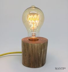 Luminária Rust 1