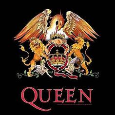 Of all bands, musicians, and groups, why Queen, you ask? Because today is Freddie Mercury's birthday! The musician passed away in but the legend of Queen lives on in all of our rock and roll lives. Queen Freddie Mercury, Rock Posters, Band Posters, Albums Queen, Rock Bands, Rock And Roll, Liz Phair, We Will Rock You, Queen Band