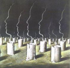 artist Rafal Olbinski