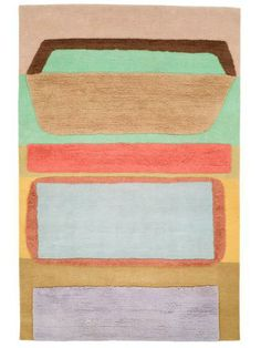 Holland & Sherry Rug Collections - ABSTRACT ART by Doug & Gene Meyer