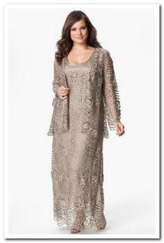 plus size mother of the bride dresses with jackets - Google Search ...