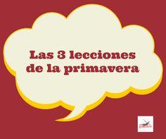 #BuenosDias #Primavera ! Las 3 lecciones de la primavera http://www.goandflow.es/tres-lecciones-de-la-primavera/ Mas? Aqui puedes comprar el libro de #autoayuda #delamoralazeta http://www.goandflow.es/#home-2