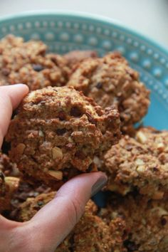 Candy Cakes, Cookies, Gluten, Cake Recipes, Paleo, Low Carb, Cooking Recipes, Banana, Brunches